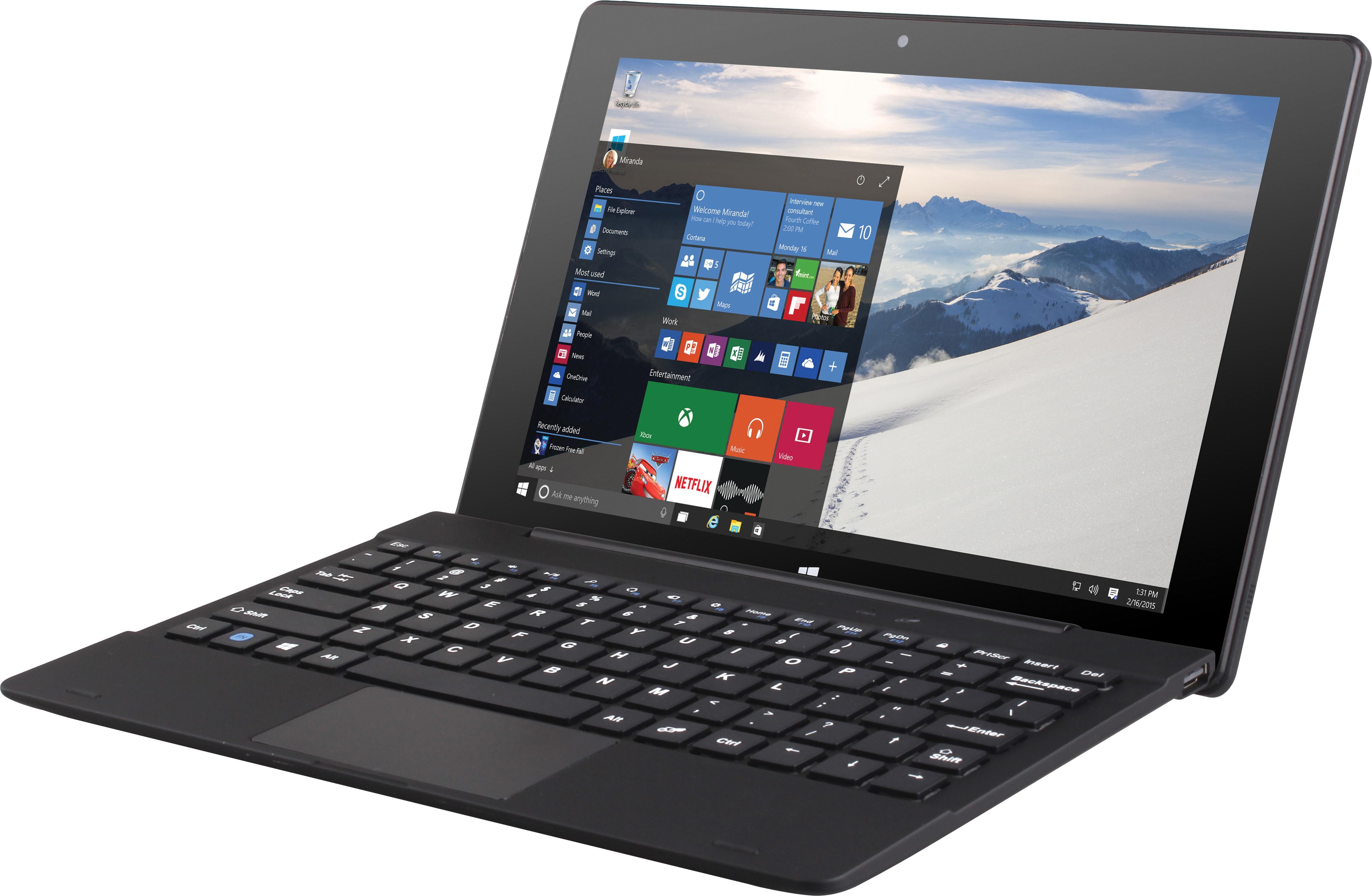 View Reach Atom Quad Core 5th Gen - (2 GB/32 GB EMMC Storage/DOS) R22 RCN-022 2 in 1 Laptop(10.1 inch, Black, 0.995 kg) Laptop