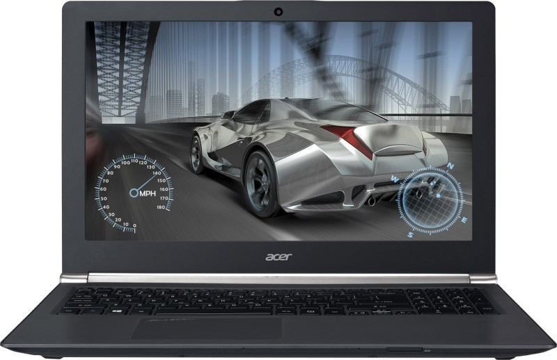 Acer Core i7 4th Gen - (12 GB/1 TB HDD/Windows 8 Pro/4 GB Graphics) NX.MUYSI.001 VN7-591G Notebook(15.6 inch, Black, 2.4 kg)