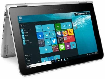 HP Pavilion 11-U005TU Intel Core i3 (6th Gen) - (4 GB/1 TB HDD/Windows 10) 2 in 1 Laptop W0J55PA (11.6 inch, Turbo SIlver, 1.41 kg)
