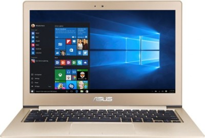Asus ZenBook Core i5 6th Gen - (8 GB/1 TB HDD/Windows 10 Home/2 GB Graphics) 90NB08U5-M02270 UX303UB-R4055T Ultrabook(13.3 inch, Icicle Gold, 1.45 kg)