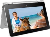 HP Pavilion Core i3 7th Gen - (4 GB 1 TB HDD Windows 10 Home) Z4Q48PA ACJ 11-U107TU x360 2 in 1 Laptop(11.6 inch Natural SIlver 1.41 kg)