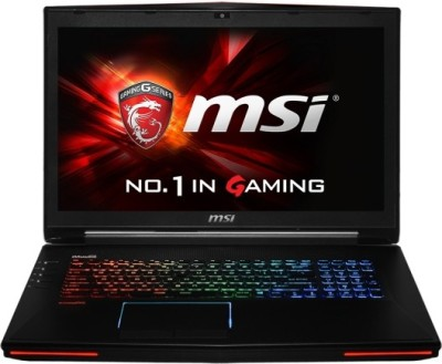 MSI Dominator Pro Core i7 4th Gen - (8 GB/1 TB HDD/Windows 8 Pro/8 GB Graphics) GTX 980M GT72 2QE Notebook(17.3 inch, Black)
