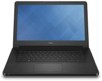 Dell Vostro Core i3 5th Gen - (4 GB/500 GB HDD/Linux) Y554527UIN9 3458 Notebook(14 inch, Black)