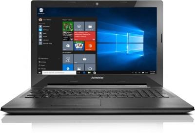 Lenovo G50-80 Core i5 5th Gen - (8 GB/1 TB HDD/Windows 10 Home/2 GB Graphics) 80E5038PIN G50-80 Notebook(15.6 inch, Black, 2.5 kg)