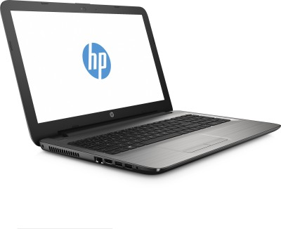HP Core i5 6th Gen - (4 GB/1 TB HDD/DOS/2 GB Graphics) W6T45PA 15-ay008TX Notebook(15.6 inch, Turbo SIlver, 2.19 kg)
