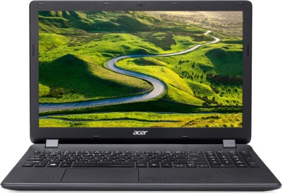 Acer Aspire ES Core i5 4th Gen - (4 GB/1 TB HDD/Linux) NX.GCESI.022 ES1-571-558Z Notebook(15.6 inch, Diamond Black, 2.5 kg)