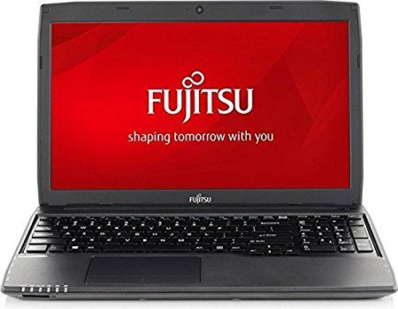 Fujitsu  Notebook  Intel Core i3 4 GB RAM DOS