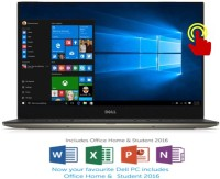 Dell XPS 13 Core i7 6th Gen - (8 GB 256 GB SSD Windows 10 Home) Z560038SIN9 XPS 13 Ultrabook(13.3 inch Gold 1.29 kg)