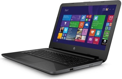HP 240 Core i3 5th Gen - (4 GB/1 TB HDD/Windows 10 Home) T9S29PA 240 Notebook(14 inch, Black, 4 kg)