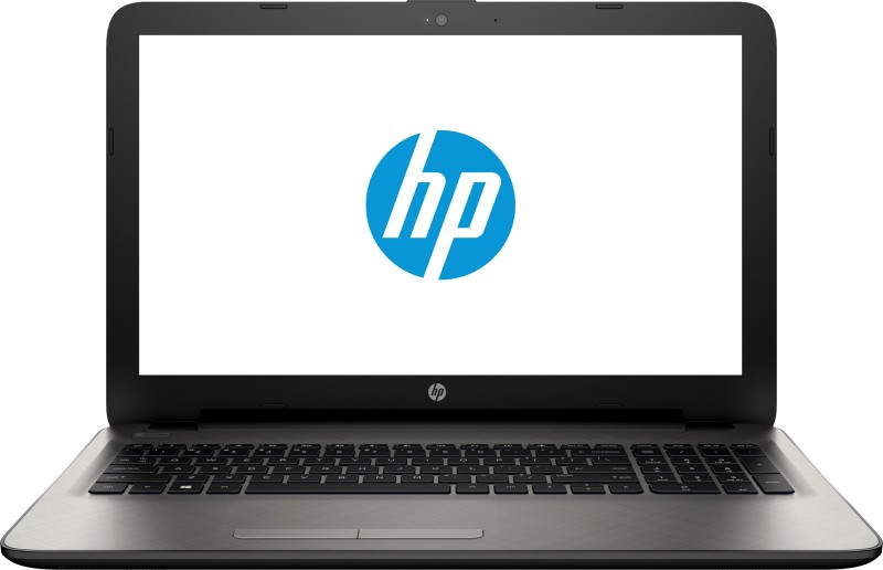HP APU Quad Core A8 6th Gen - (4 GB/500 GB HDD/DOS/2 GB Graphics) M9V38PA#ACJ 15-af006AX Notebook(15.6 inch, Turbo SIlver Color With Diamond & Cross Brush Pattern, 2.14 kg)