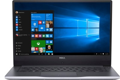 Dell Inspiron 7000 Core i7 7th Gen - (8 GB/1 TB HDD/128 GB SSD/Windows 10 Home/4 GB Graphics) Z561503SIN9G 7560 Notebook(15.6 inch, Gray)