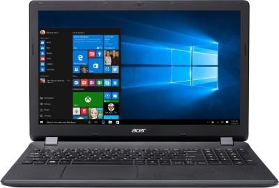 Acer Aspire ES-15 ES1-571-P56E Pentium Dual Core - (4 GB/500 GB HDD/Windows 10) Notebook NX.GCESI.007 (15.6 inch, Black, 2.4 kg)