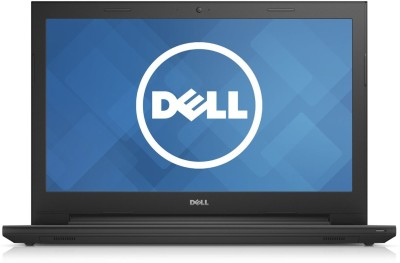 Dell Inspiron Core i5 5th Gen - (4 GB/500 GB HDD/Windows 8 Pro/2 GB Graphics) X560342IN9 3543 Notebook(15.6 inch, Black, 2.16 kg)