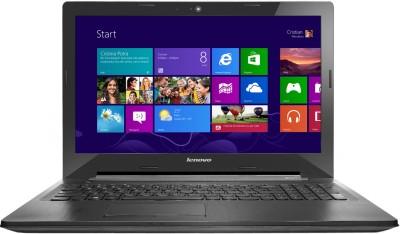 Lenovo Ideapad G50-30 Notebook (PQC/ 4GB/ 1TB/ Win8.1) (80G000EPIN) (Black)