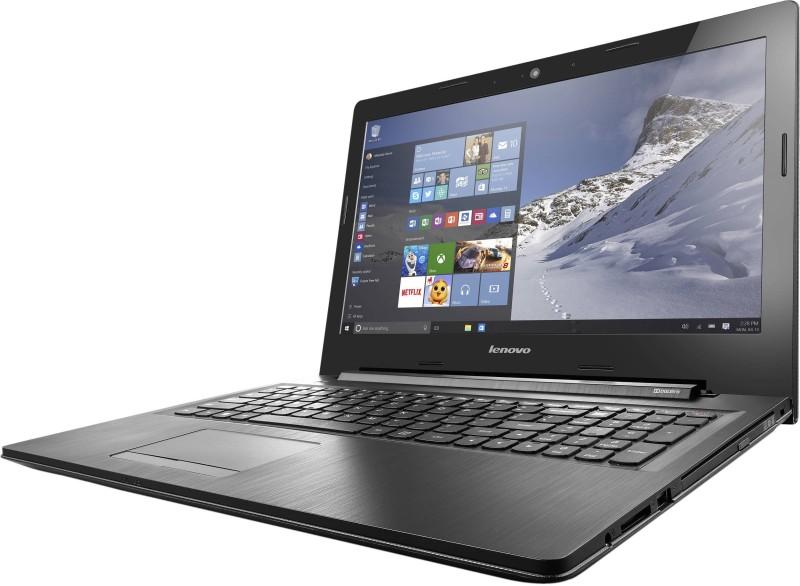 Lenovo G Series Intel Dual Core - (4 GB/1 TB HDD/16 GB SSD/Windows 10/2 GB Graphics) 80E502ULIN G50-80 Notebook
