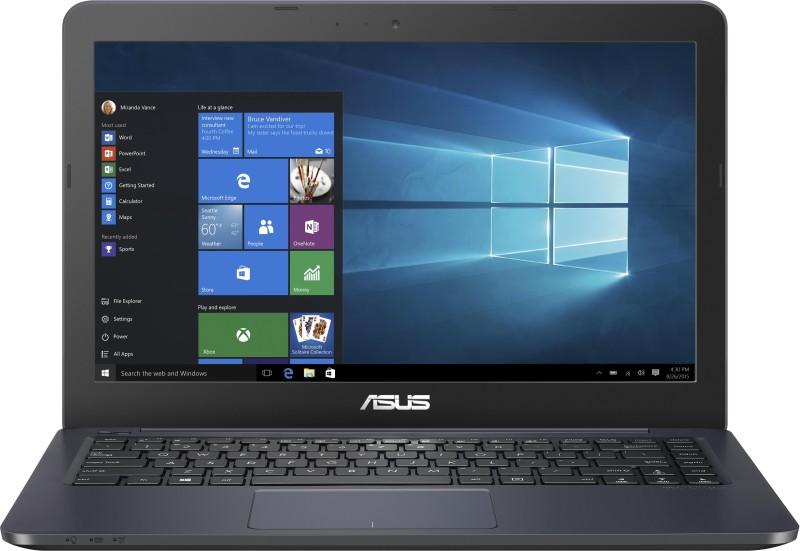 Asus EeeBook Celeron Dual Core - (2 GB/32 GB SSD/Windows 10) 90NB0B63-M00200 E402SA-WX013T Notebook EeeBook