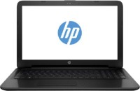 HP Core i3 4th Gen - (4 GB 1 TB HDD DOS 2 GB Graphics) M9U98PA 15-ac024TX Notebook(15.59 inch Jack Black Color With Textured Diamond Pattern 2.14 kg)