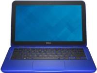 Dell Celeron Dual Core - (2 GB/32 GB EMMC Storage/Windows 10 Home) Z569501HIN4 3162 Notebook(11.6 inch, Blue, 1.2 kg)
