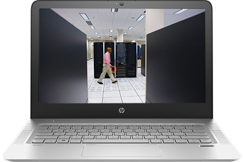 View HP Envy Core i7 6th Gen - (8 GB/256 GB SSD/Windows 10 Home) 13-d115TU Notebook(13.3 inch, SIlver, 1.35 kg) Laptop