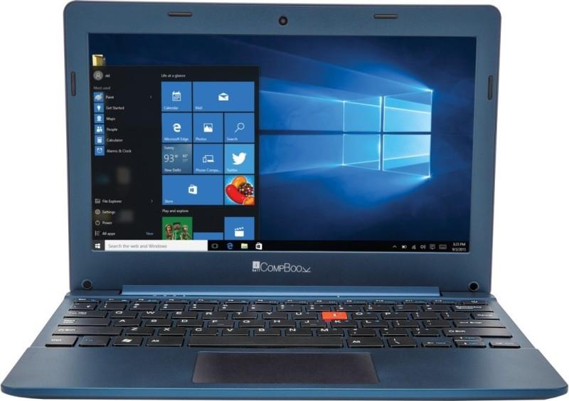 Iball Netbook Intel Atom Quad Core - (2 GB/32 GB HDD/32 GB SSD/Windows 10) 8902968170509 CompBook Excelance Netbook Netbook