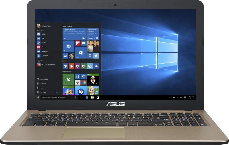 Asus APU Quad Core A8 - (4 GB/1 TB HDD/Free DOS) 90NB0CN1-M01550 X540YA-XO106D Notebook