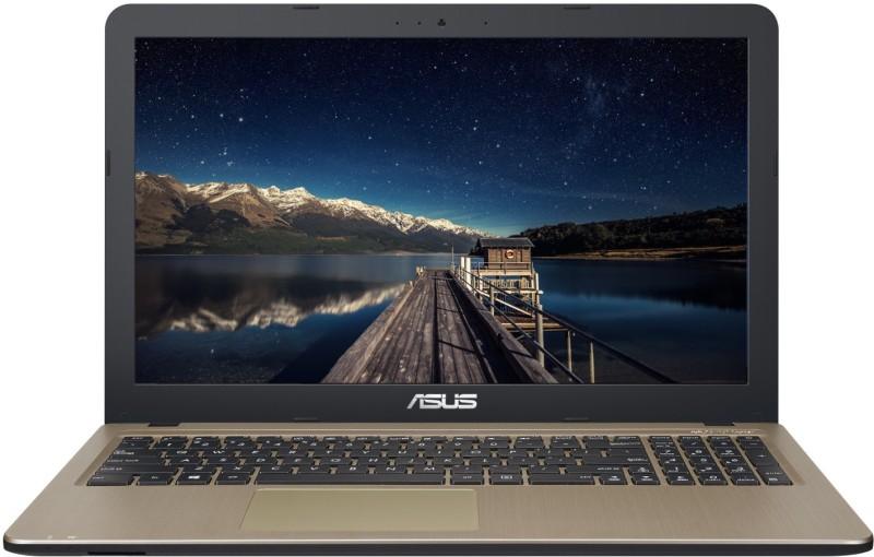 Asus  Notebook  AMD APU Quad Core A8 4 GB RAM DOS