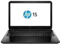 HP 15-r206TX (Notebook) (Core i3 5th Gen  4GB  1TB  Win8.1) (K8U08PA)(15.6 inch Black 2.27 kg)