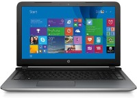 HP Pavilion Core i5 5th Gen - (4 GB 1 TB HDD Windows 10 Home 2 GB Graphics) (N8L46PA) 15-ab205tx Notebook(15.6 inch Natural SIlver 2.09 kg)