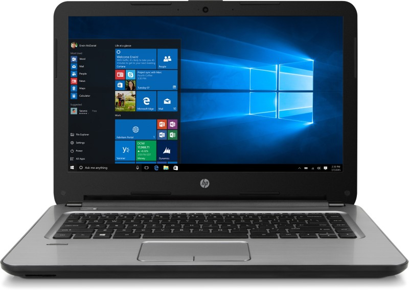 HP  Notebook  Intel Core i5 8 GB RAM Windows 10 Pro