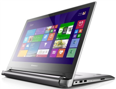Lenovo APU Quad Core A6 6th Gen - (4 GB/500 GB HDD/8 GB SSD/Windows 8.1) 59-427873 Flex 2-14D Notebook(13.86 inch, Black, 1.9 kg)