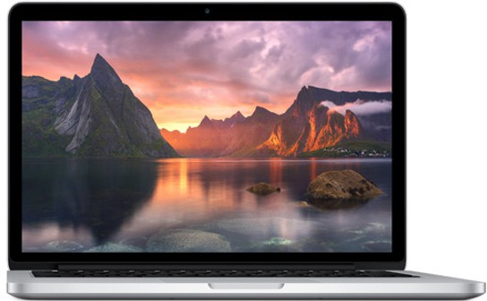 View Apple MacBook Pro 2015 Core i5 5th Gen - (8 GB/512 GB SSD/OS X Yosemite) MF841HN/A(13.17 inch, SIlver, 1.58 kg) Laptop