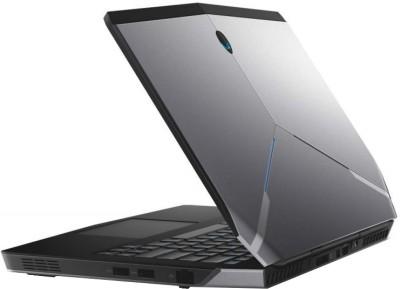 Alienware 13 Core i7 6th Gen - (16 GB/500 GB HDD/Windows 10 Home/4 GB Graphics) Z569932HIN9 13 MLK Notebook(13.3 inch, Anodized Aluminium)