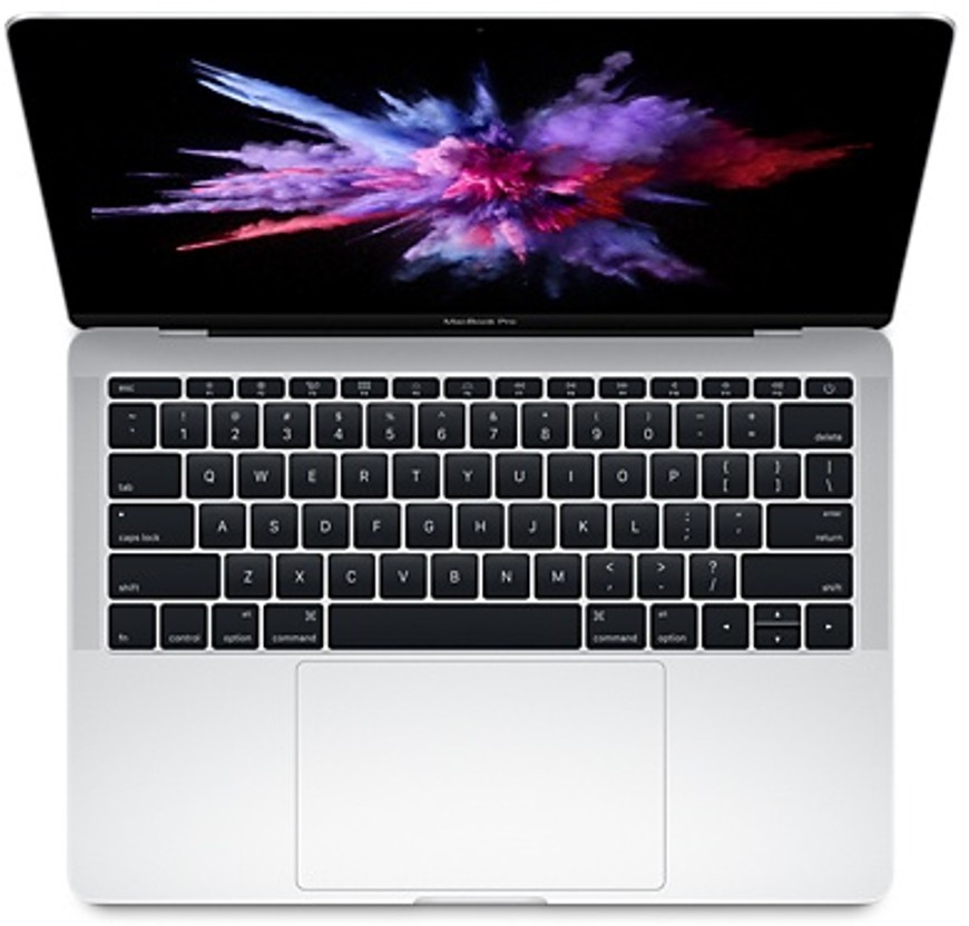View Apple Macbook Pro Core i5 - (8 GB/256 GB SSD/Mac OS Sierra) MLVP2HN/A(13 inch, SIlver, 1.37 kg) Laptop