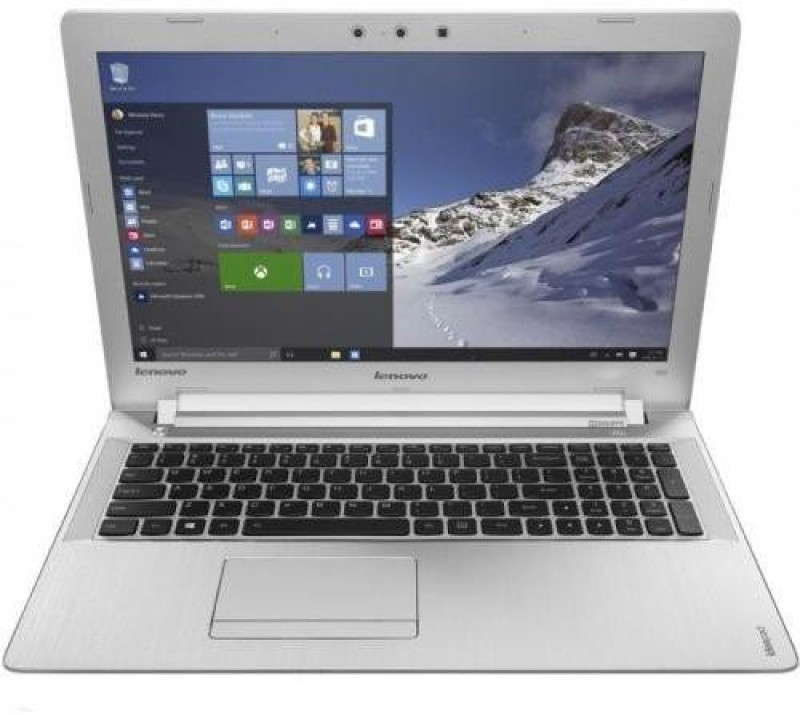 Lenovo Ideapad 500 Core i5 6th Gen - (8 GB/1 TB HDD/Windows 10 Home/4 GB Graphics) 80NT00L6IN IP 500 Notebook(15.6 inch, SIlver)