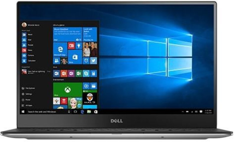 Dell XPS Ultrabook XPS Intel Core i5 8 GB RAM Windows 10 Home