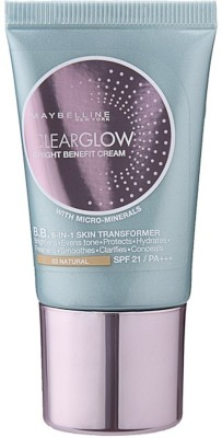 Maybelline Clear Glow BB Cream - 18 ml
