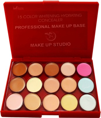 FORTEENS 15 COLOR PROFESSIONAL MAKE UP B...