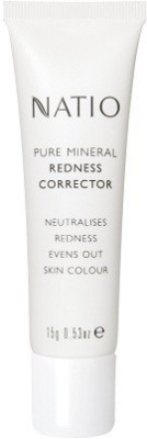 Natio Pure Mineral Redness Corrector, Concealer