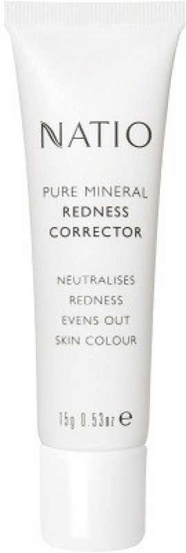 Natio Pure Mineral Redness Corrector, Concealer(Nude)