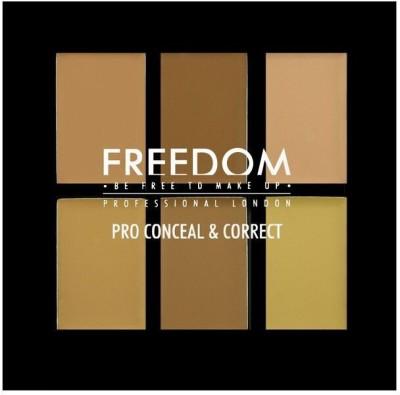 Freedom Pro Conceal Palette Light/Medium Concealer