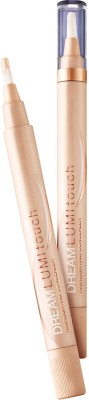 Maybelline Dream Lumi Touch Highlighting Concealer - 1.5 ml(Buff chamois 340)