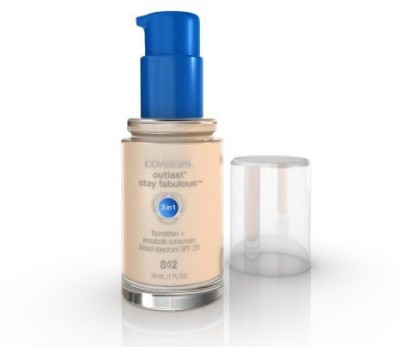 COVERGIRL Outlast Stay Fabulous 3-in-1 Foundation Concealer