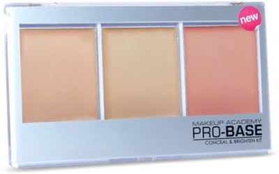 MUA MAKEUP ACADEMY Pro-Base Conceal & Brighten Kit Concealer