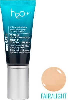 H2O Plus Face Oasis Cc Cream Broad Spectrum Spf 30 Pa+++ Concealer