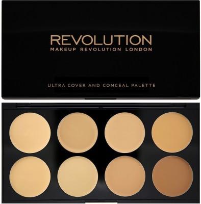 Makeup Revolution London Cover & Conceal Palette Concealer