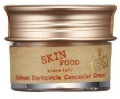 SKINFOOD Salmon Darkcircle Concealer Cream #1 Blooming Light Beige (Whitening Care) 10g
