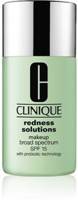 Clinique Redness Solutions Makeup SPF 15 with Probiotic Technology Calming Alabaster Concealer