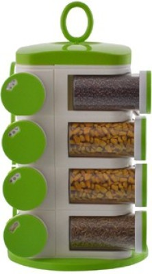 A To Z Sales Johny Masala Rack 16 pcs Condiment Set(Plastic) at flipkart