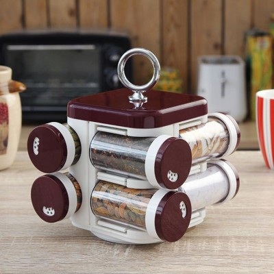 JVS 8 Piece Condiment Set