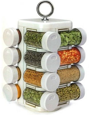 Shree Shop 16 Piece Condiment Set